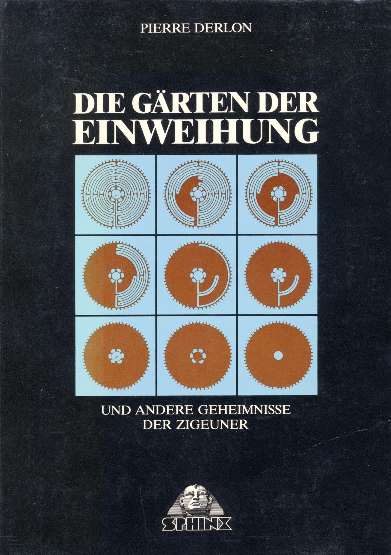 Literatur · Die Gärten der Einweihung · Pierre Derlon