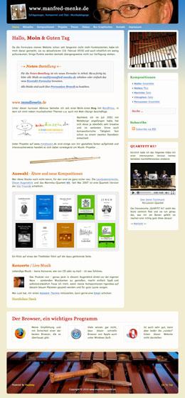 MM-Homepage 2010