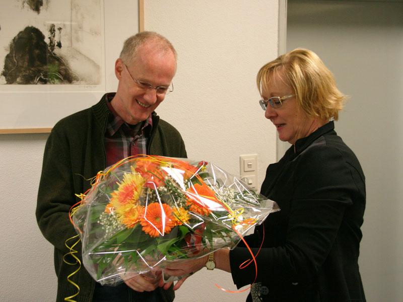 Dienstjubiläum 2011