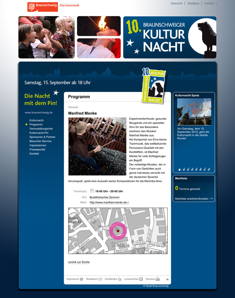 Kulturnacht Braunschweig