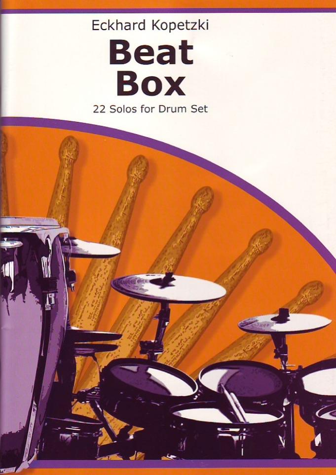 Beat Box von Eckhard Kopetzki