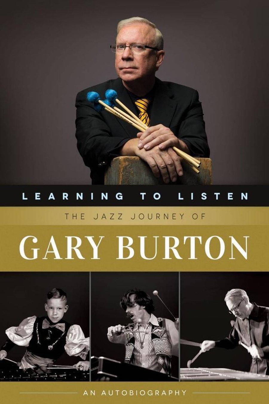 Gary Burton · Learning To Listen