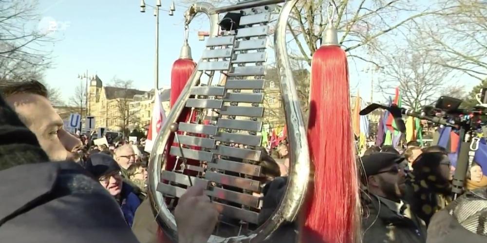 Glockenspiel im ZDF am 21. Januar 2017