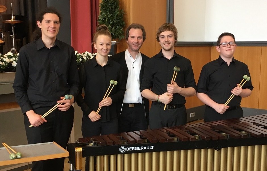 "Frühlingskonzert mit ""K.H. schlägt zurück"" an der Musikschule Erlenbach (19. März 2017)"