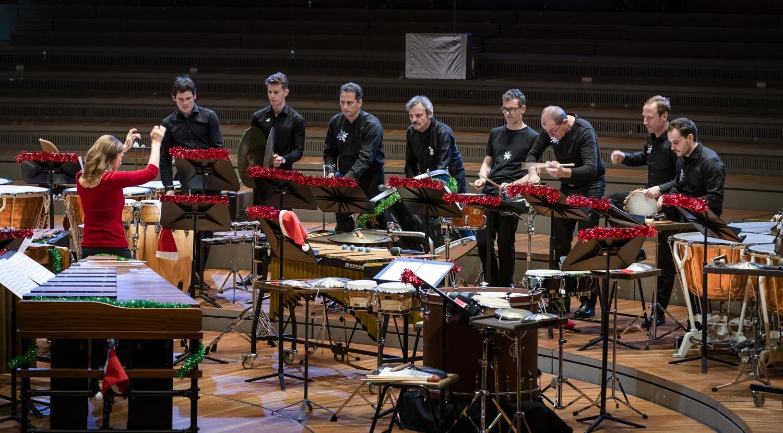 Winter Drummerland · Schlagzeuggruppe der Berliner Philharmonie und Gäste