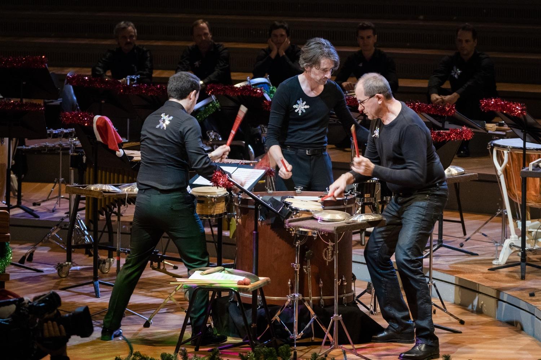 Winter Drummerland · Trio per Uno