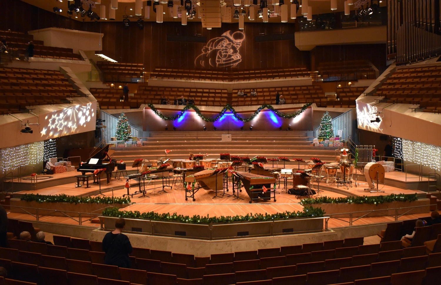 Winter Drummerland · Konzert in der Berliner Philharmonie