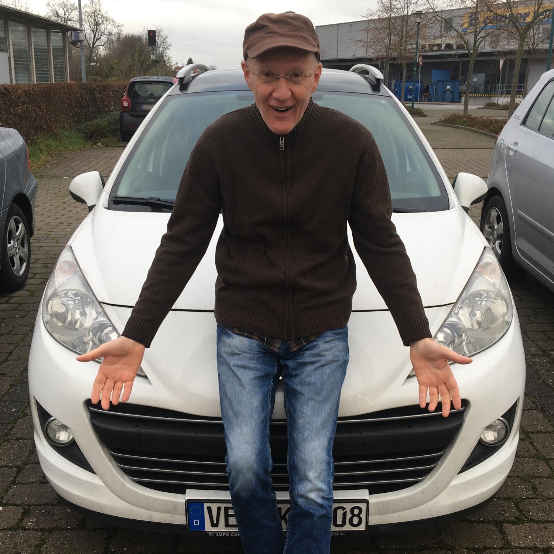 Manfred Menke · PKW mit Autogasanlage · 26. Dezember 2019