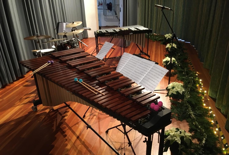 zak!bum · Instrumente auf der Bühne · 1. Dezember 2019