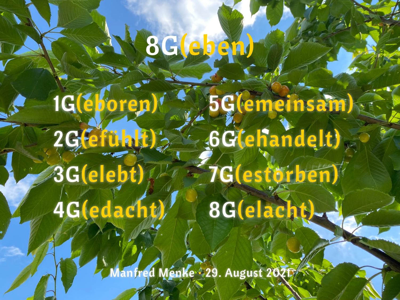 8G(EBEN) · Manfred Menke · 29. August 2021