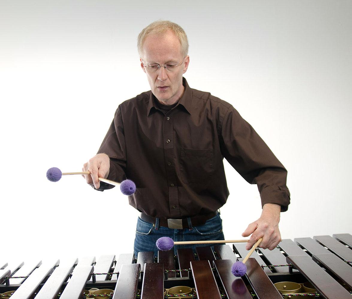 Manfred Menke · Marimba-Solo