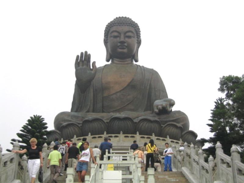 Buddha @ Lantau-Island