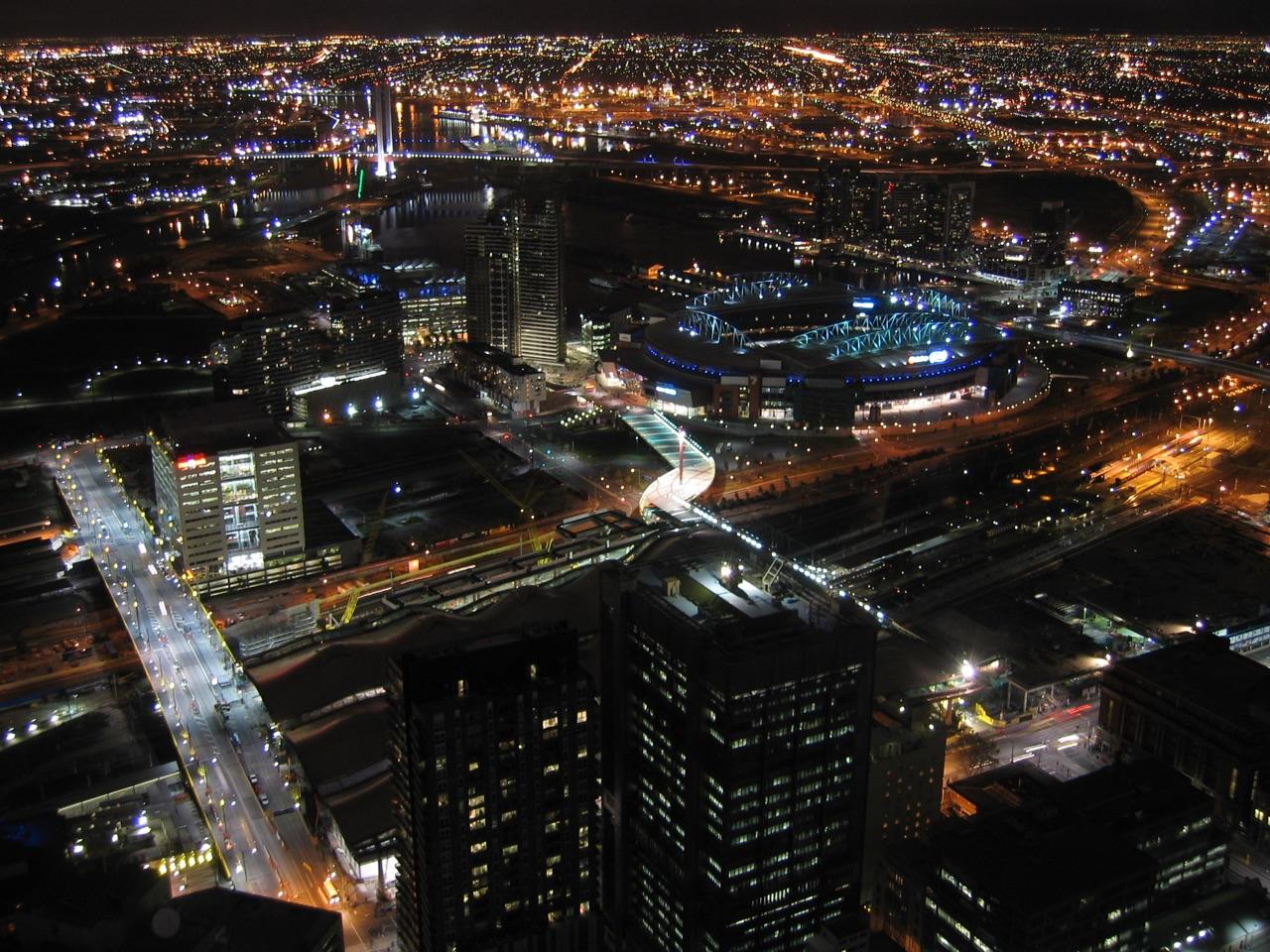 Melbourne @ Australien
