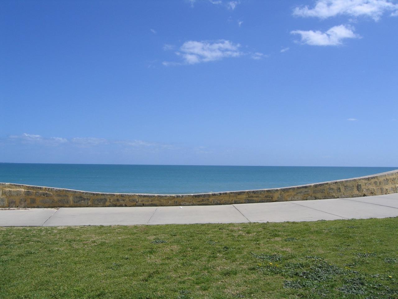 Strandmauer @ Perth