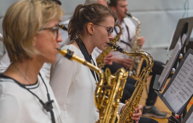 JazzCrew · Absolvent*innenfeier im Rasta Dome · 24. Oktober 2019