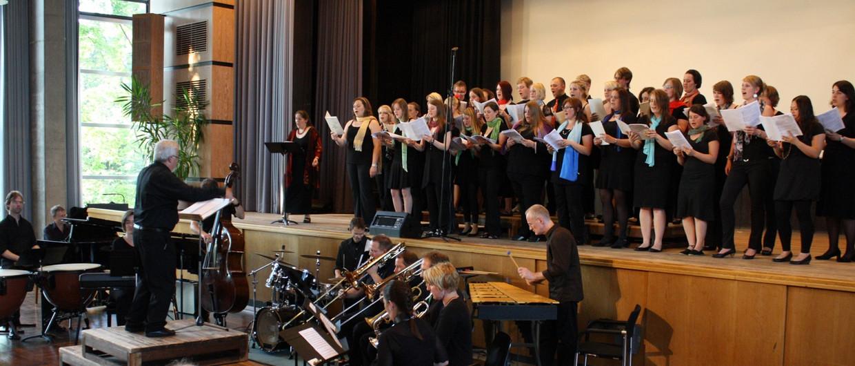 UNICHOR · Gospelmesse von Ralf Größler · 23. Juni 2010