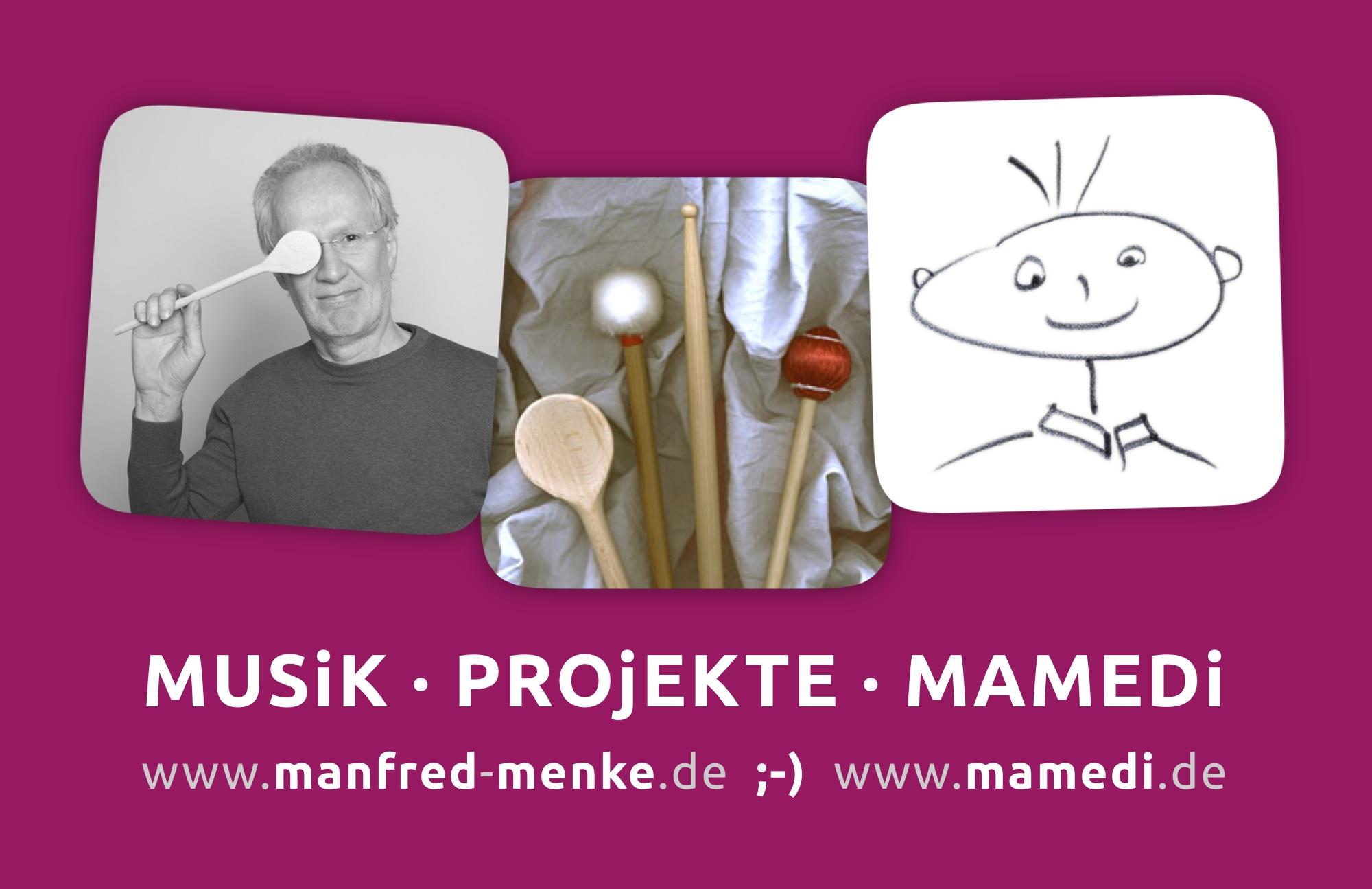 Manfred Menke · Logo