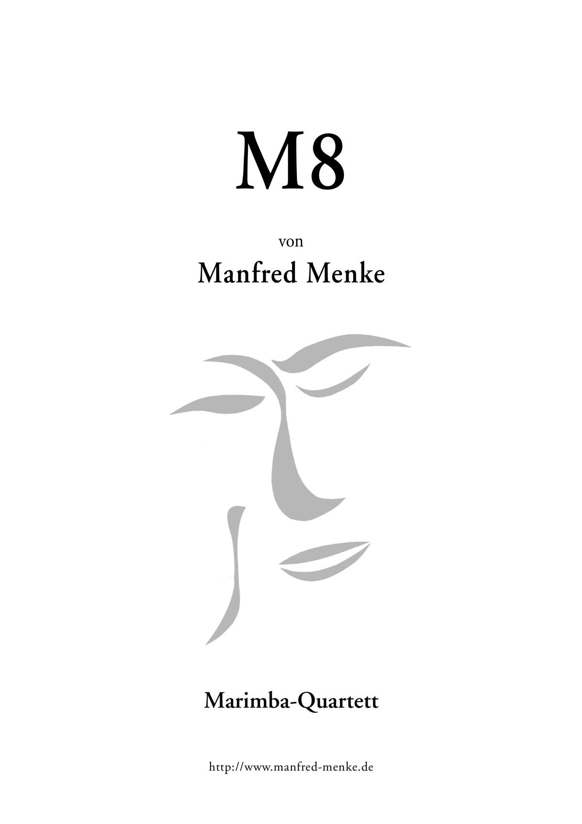 M8 · Marimba-Quartett