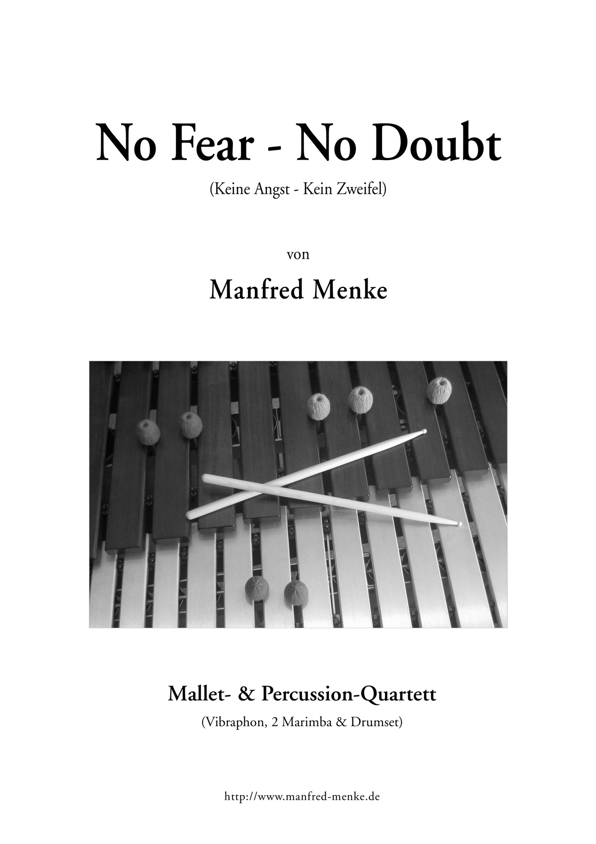 No Fear – No Doubt