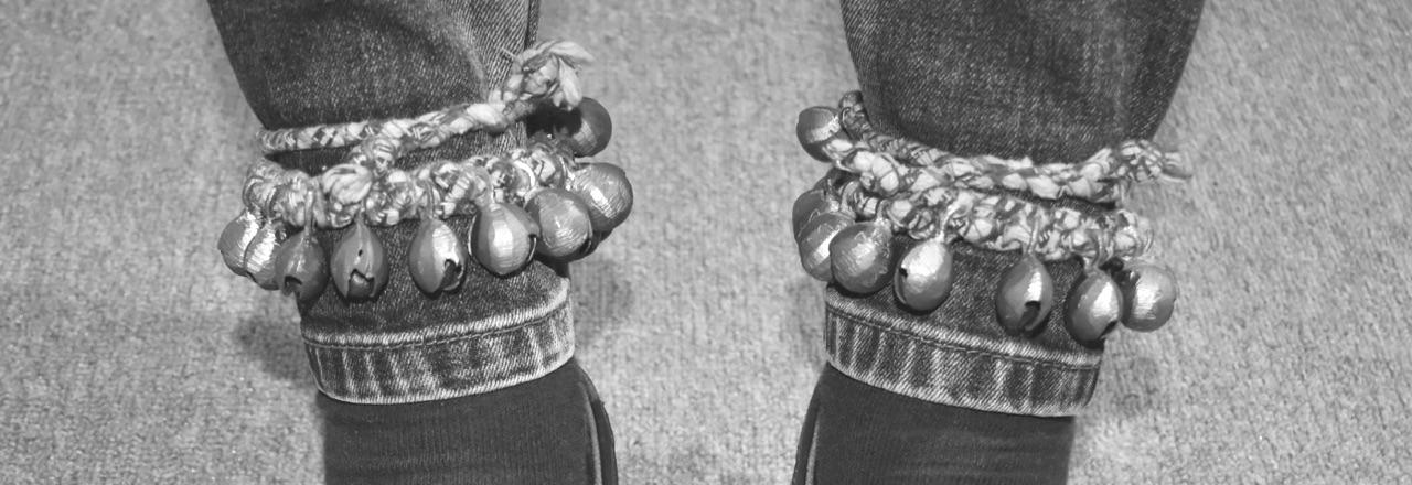 Zing » Fußglöckchen oder Fußschellen