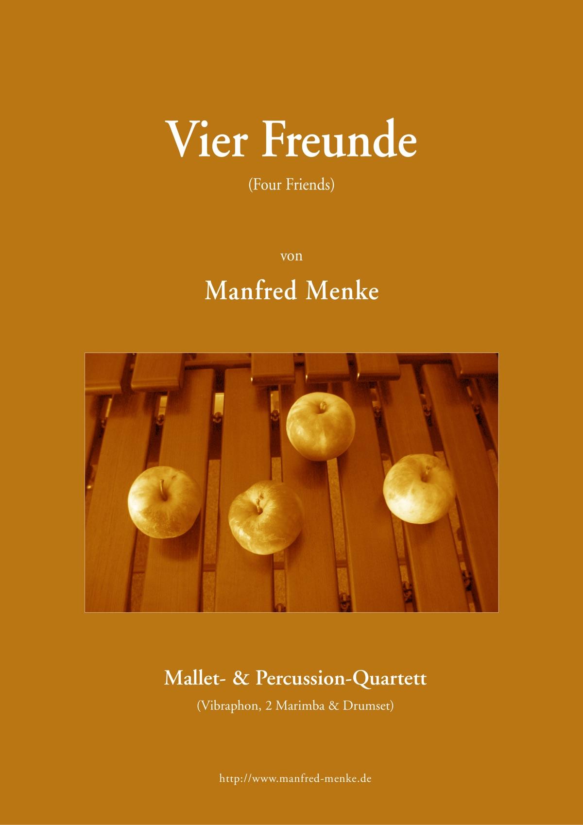 Vier Freunde (Quartett-Version)