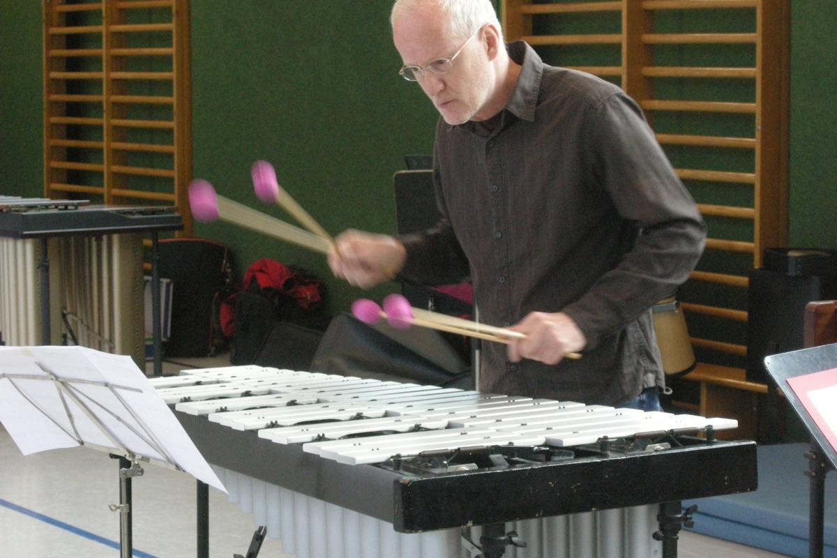 Vibraphon-Solo · Manfred Menke