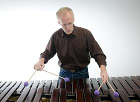 Manfred Menke (Marimba)