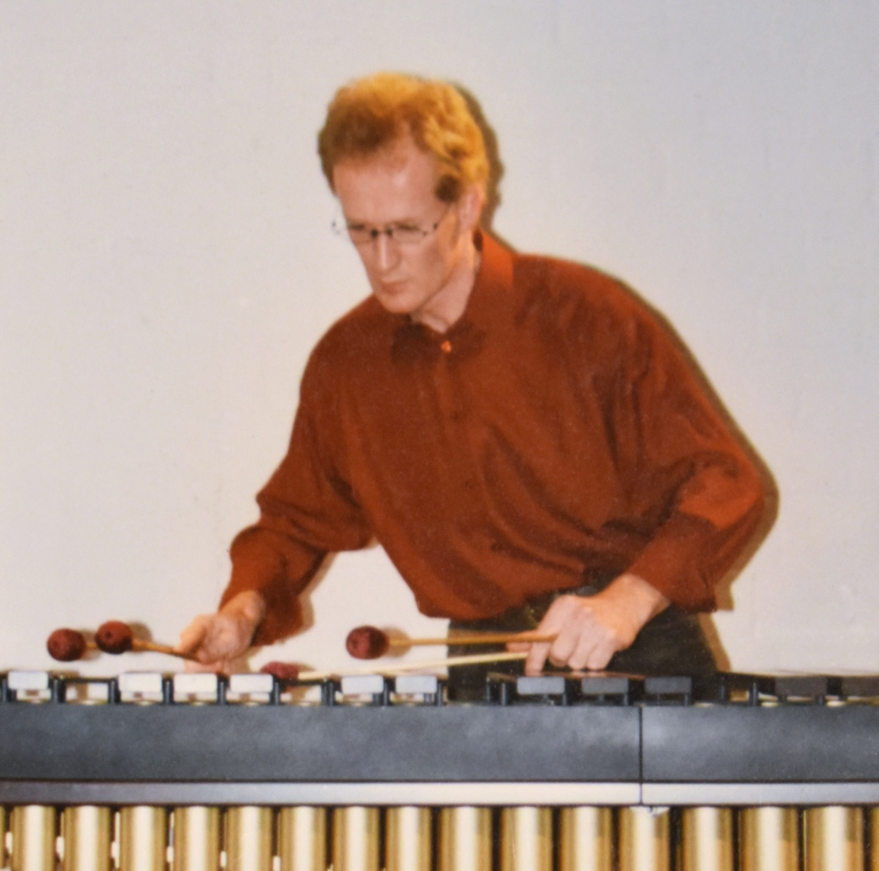 Manfred Menke · Marimba 2002