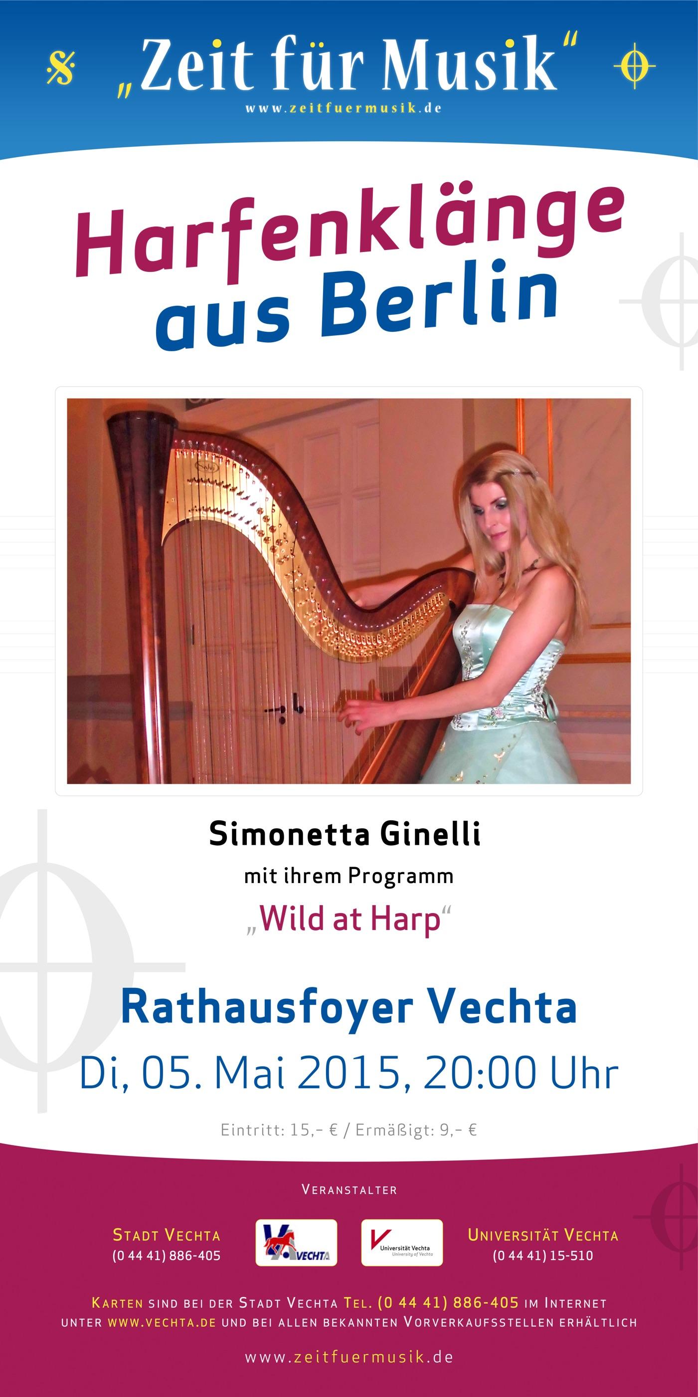 Simonetta Ginelli · Zeit für Musik