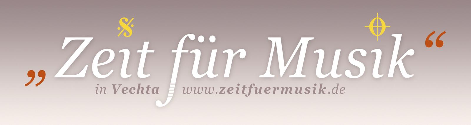 Logo 2011 · Zeit für Musik