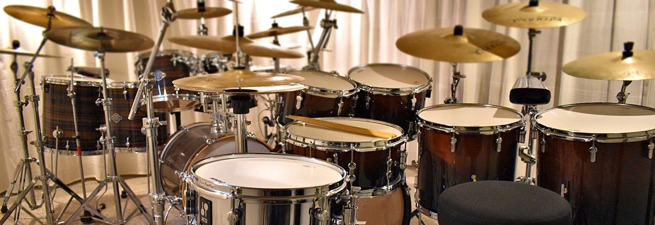Unterricht mit Drumsets von SONOR